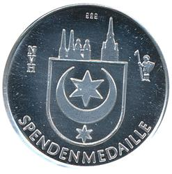 Spendenmedaille